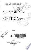 Al correr de la política