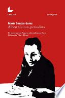 Albert Camus, periodista