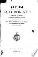 Album calderoniano