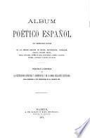 Album poético español con composiciones inéditas de los señores Marqueś de Molins ...