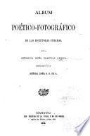Album poético-fotográfico de las escritoras cubanas