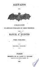 Aletazos del colección de artículos publicados en varios periódicos