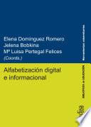 Alfabetización digital e informacional