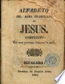 Alfabeto del alma enamorada de Jesus