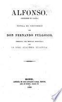 Alfonso, recuerdos de Galicia