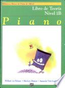 Alfred's Basic Piano Course: Spanish Edition Theory Book 1B