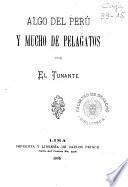 Algo del Perú y mucho de Pelagatos