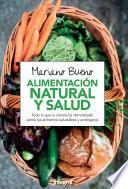 Alimentación natural y salud