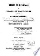 Alivio de párrocos o pláticas familiares adecuadas para los pueblos