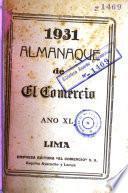 Almanaque de el Comercio para ...