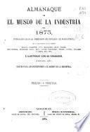 Almanaque de el Museo de la Industria para 1873