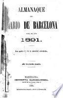 Almanaque del diario de Barcelona