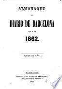 Almanaque del diario de Barcelona para del año ...