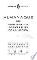 Almanaque del Ministerio de Agricultura
