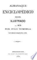 Almanaque enciclopédico español ilustrado