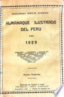Almanaque ilustrado del Peru