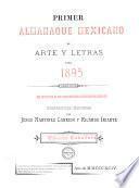 Almanaque mexicano de arte y letras