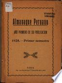 Almanaque Peruano de propaganda