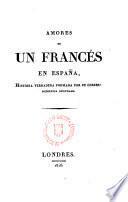 Amores de un francés en España