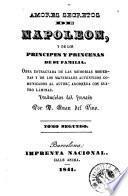 Amores secretos de Napoleon