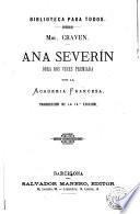 Ana Severín