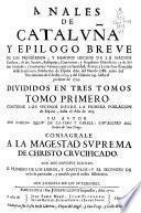 Anales de Cataluna: Hasta 1163
