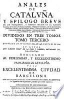 Anales de Cataluña