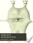 Anales de la Asociación Larrey