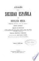 Anales de la Sociedad Española de Hidrología Médica