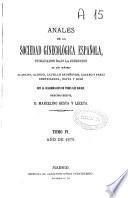 Anales de la Sociedad Ginecológica Española