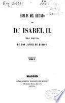 Anales del reinado de Da. Isabel II