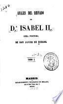 Anales del reinado de Isabel II