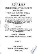 Anales eclesiasticos y seculares..., 5