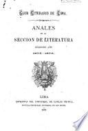 Anales