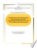 Análisis factorial confirmatorio del inventario de callo emocional (versión breve: ice-13-9) en adolescentes mexicanos
