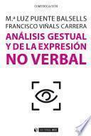 Análisis gestual y de la expresión no verbal