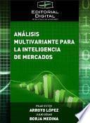 Análisis multivariante para la inteligencia de mercados