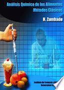 Análisis químico de los alimentos