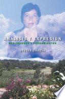 Análisis y expresión