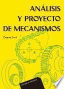 Análisis y Proyecto de Mecanismos