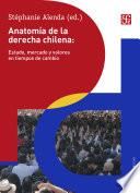 Anatomía de la derecha chilena: Estado, mercado y valores en tiempos de cambio
