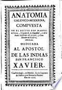 Anatomia galenico-moderna