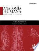 Anatomía humana funcional y clínica