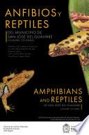 Anfibios y reptiles del municipio de San José del Guaviare (Guaviare, Colombia)