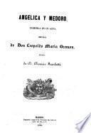 Angélica y Medoro