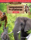 Animales asombrosos: Campamento de criaturas: División (Amazing Animals: Critter Camp: Division) (Spanish Version)