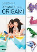 Animales con origami