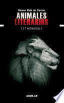 Animales literarios