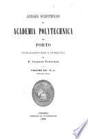 Annaes scientificos da Academia Polytechnica do Porto