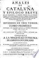Annales de Cataluña